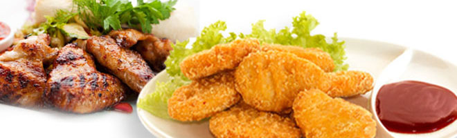 | Fingerfood